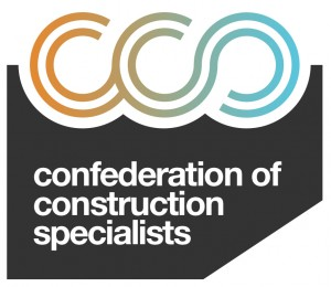 Confederation of Construction Specialists Logo