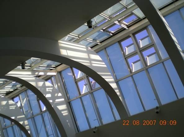 Roof Smoke ventilation photo