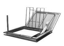 Hexacoif Access MoE Roof Hatch Ventilator