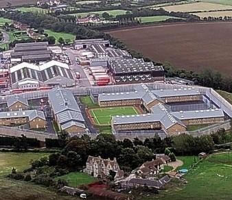 Photo of HM Prison Cookham Wood