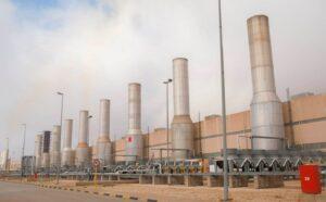 Jeddah power plant, Saudi Arabia