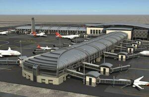 Design of Muscat airport, Oman