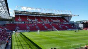 Photo of Ashton Gate stadium